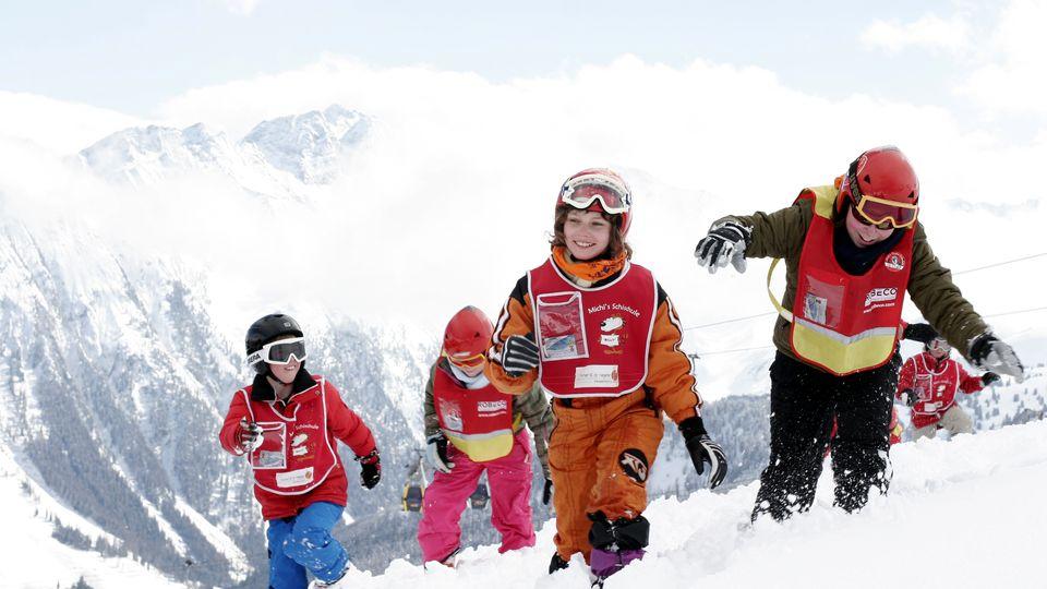 """Pack """" école de ski"""" pour les enfants de 4 à 5 ans"""