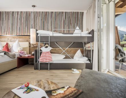 Hotel Room: Junior Suite Panorama 35m² - Mia Alpina