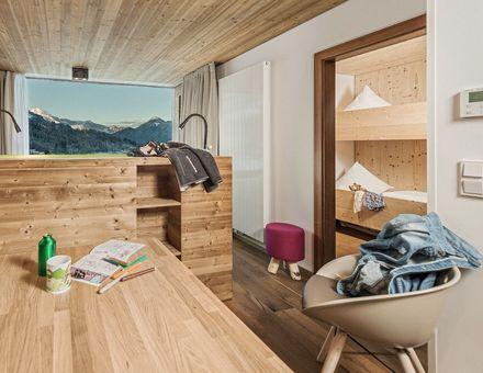Hotel Room: Family Suite Panorama 40m² - Mia Alpina