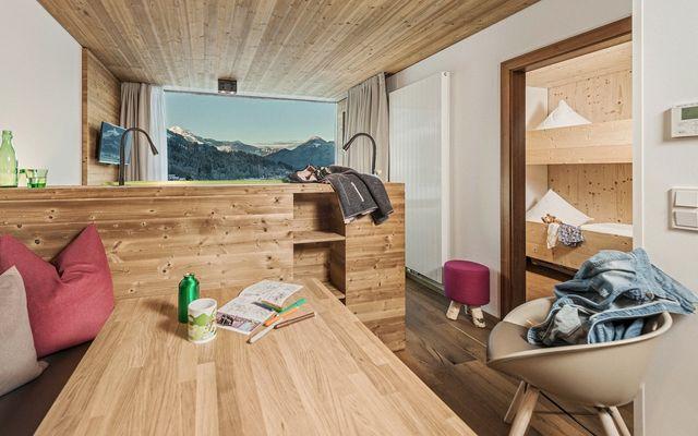 """""""40er"""" FamilySuite Panorama image 1 - Mia Alpina"""