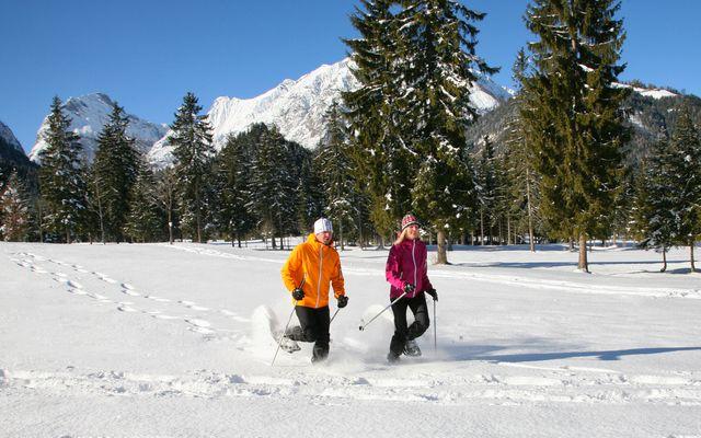 Winterwandern & Wellness - 4 Nächte