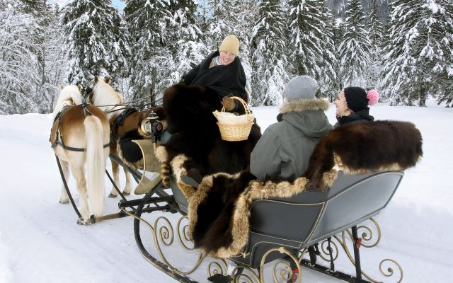 Winter-Wonder-World - Weihnachten im Kristall