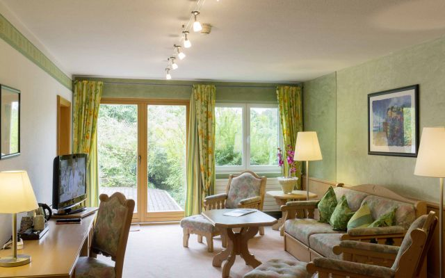 Suite Braut und Bräutigam - PFALZBLICK WALD SPA RESORT