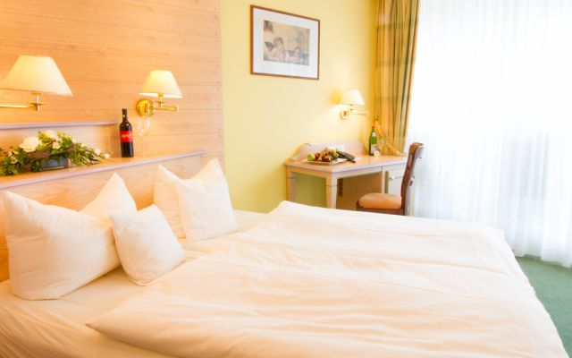 "Junior Double Room ""Napoleonfels"" - PFALZBLICK WALD SPA RESORT"