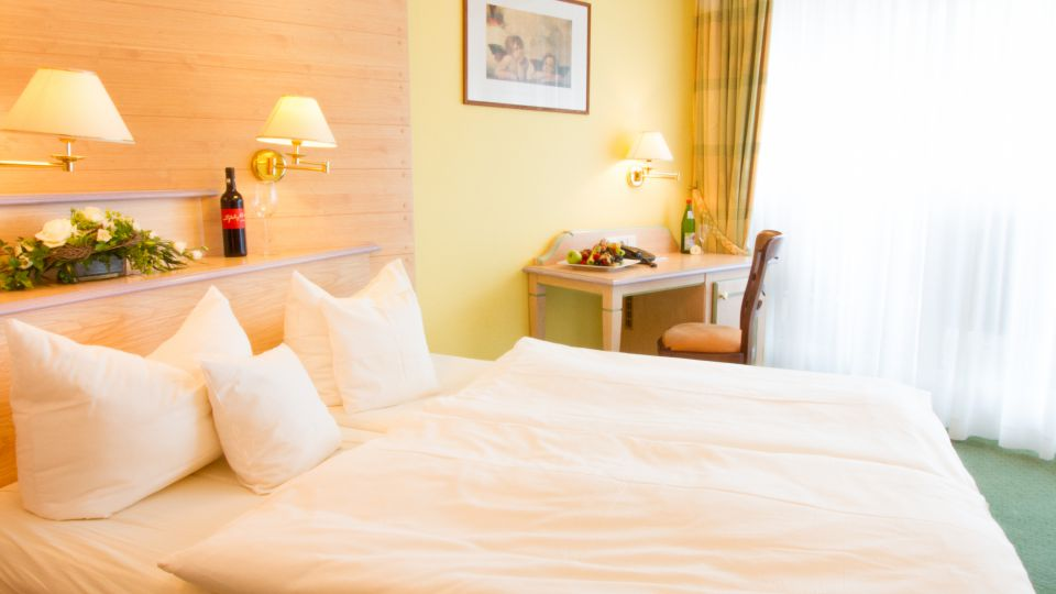 "Junior Double Room ""Napoleonfels"""