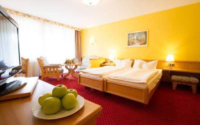 Familienzimmer Hochstein - PFALZBLICK WALD SPA RESORT
