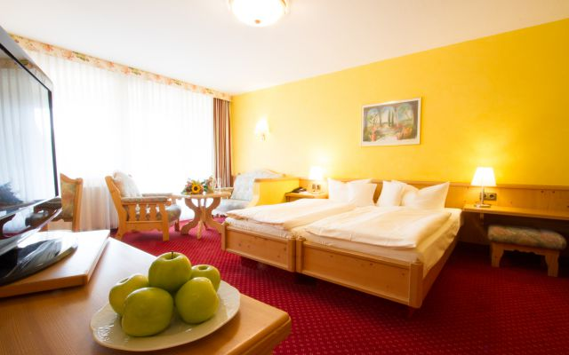 "Family Double Room ""Hochstein"" - PFALZBLICK WALD SPA RESORT"
