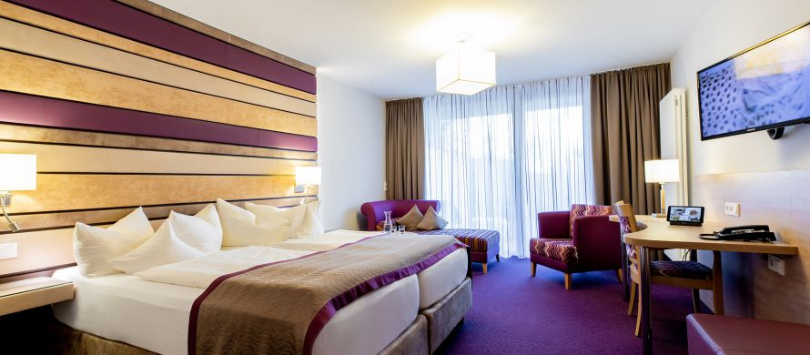 "Double Room ""Tanstein"" - PFALZBLICK WALD SPA RESORT"
