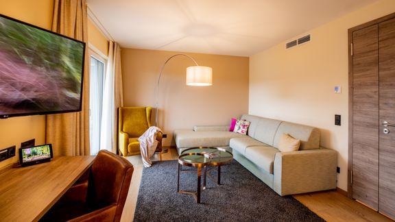 Suite familiale Lämmerfels 4/5 - PFALZBLICK WALD SPA RESORT