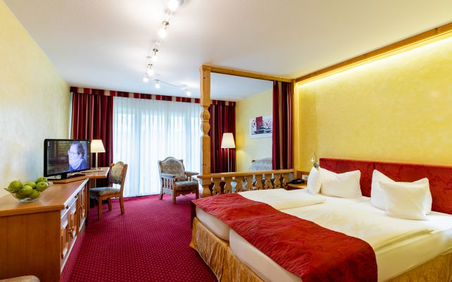 "Comfort Double Room ""Jakobsfels"" - PFALZBLICK WALD SPA RESORT"