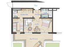 Suite familiale Lämmerfels 5/5 - PFALZBLICK WALD SPA RESORT