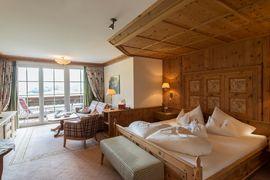 Suite im Hotel Post