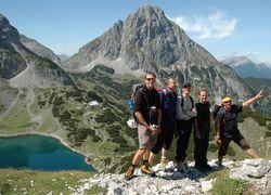 39. Hiking week BERGSPORT TOTAL 8.-13.9.2019
