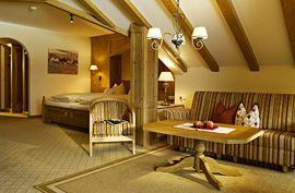 Hotel Post****superior Lermoos JuniorSuite