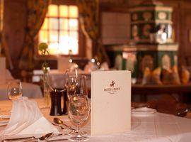 Restaurant Jagdstube - Hotel Post****superior Lermoos