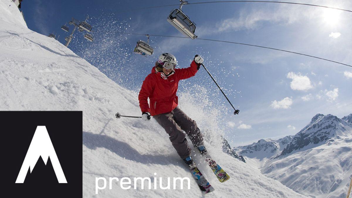 "Powder Snow Week Package ""Saladina Club Premium"""