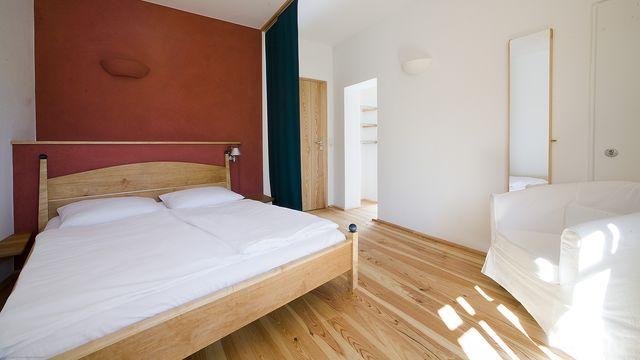 Doppelzimmer (baubiologisch renoviert)