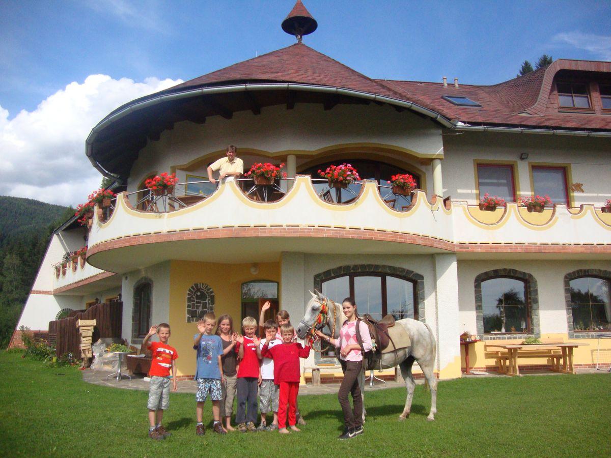 L'estate in Carinthia per la famiglia