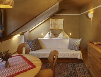 Double Room Niklas Ilmar - Biolandhaus Arche