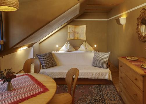 Double Room Niklas Ilmar (1/2) - Biolandhaus Arche