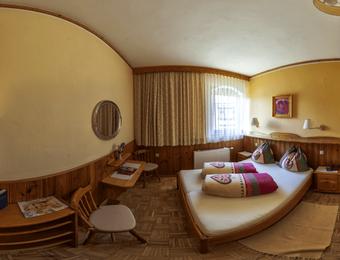 Sonnenquelle double room - Biolandhaus Arche