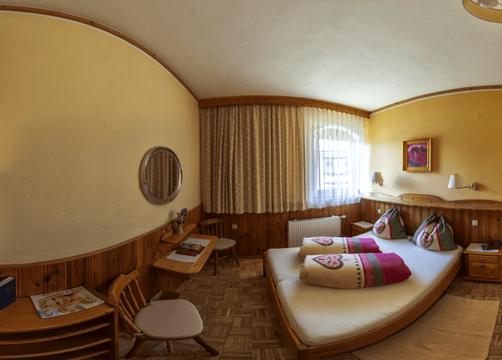 Sonnenquelle double room (1/1) - Biolandhaus Arche