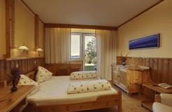 Comfort room panorama view (2/4) - Biolandhaus Arche