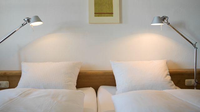 Komfort-Familienzimmer mit extra Kinderzimmer und 4 Gänge Bio Abendmenü