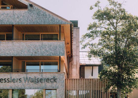 Nachhaltigkeit - Das Naturhotel Chesa Valisa