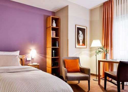 """Camera singola """"Classic"""" (1/7) - Hotel Villa Orange"""