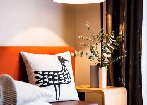 """Camera singola """"Classic"""" (7/7) - Hotel Villa Orange"""