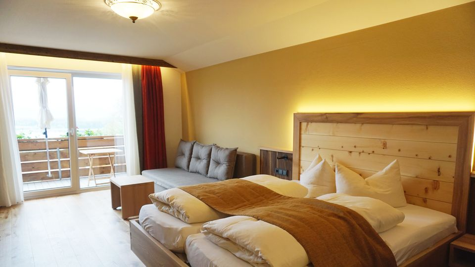 """Double Room SUPERIOR """"Top of the Mountain """""""