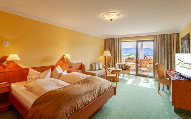 Biohotel Eggensberger: Doppelzimmer Comfort