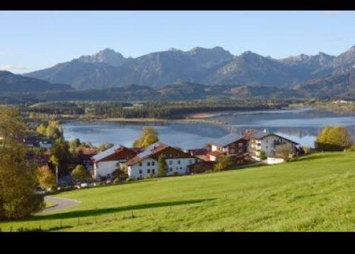 Biohotel Eggensberger, Füssen - Hopfen am See, Allgäu, Bavaria, Germany (30/32)
