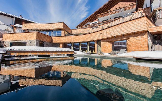 Biohotel Eggensberger: Winter im Garten-SPA
