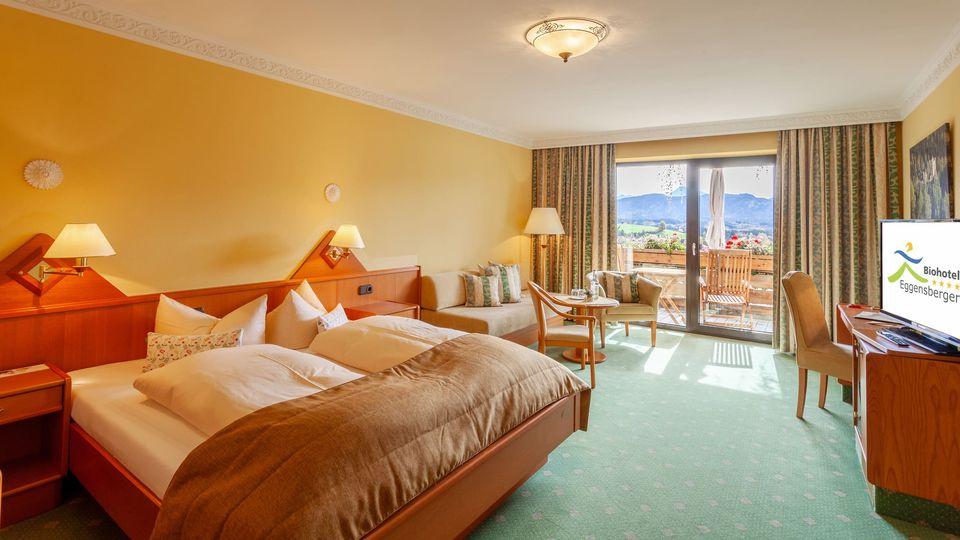 """Double Room PLUS """"Alps View"""""""