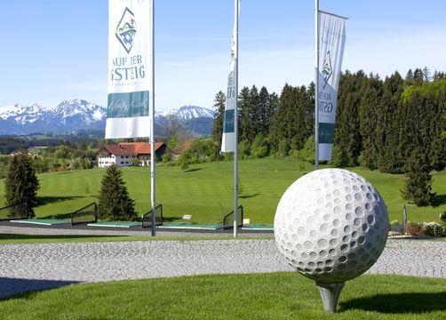 Golfing - Biohotel Eggensberger