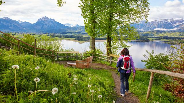 Hopfener Wandervergnügen-Angebot