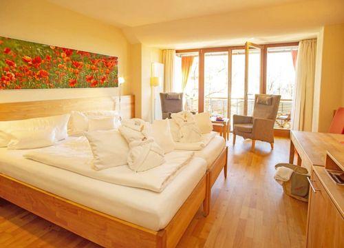 Suite Relax (1/3) - Bio-Thermalhotel Falkenhof