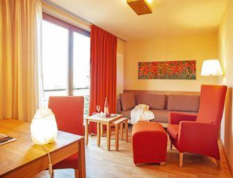 Junior Suite vital  - Bio-Thermalhotel Falkenhof