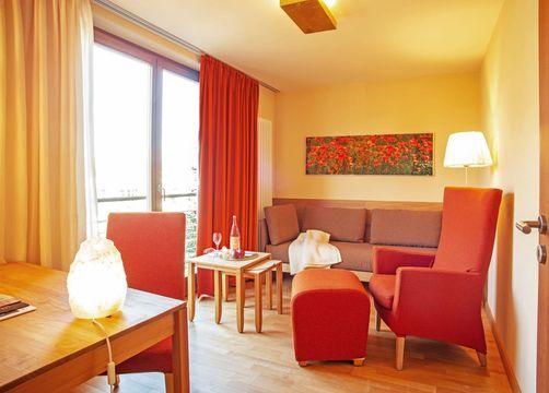 Junior Suite vital  (1/3) - Bio-Thermalhotel Falkenhof