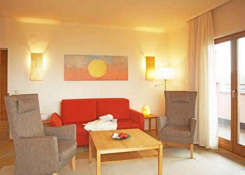 Roof-top garden suite (4/4) - Bio-Thermalhotel Falkenhof