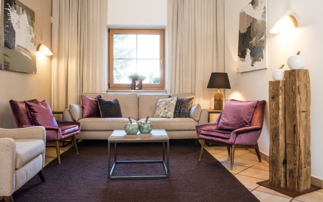 Tauber's Bio-Vitalhotel: Appartement