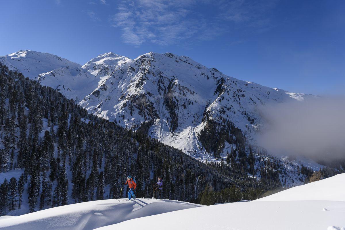 Pisten-Skitouren Kennenlern-Woche