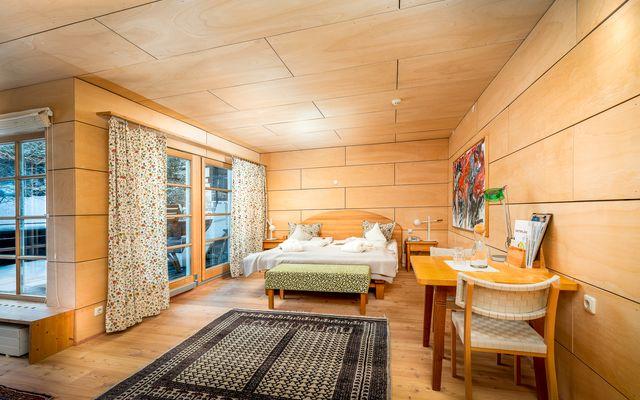 Biohotel Grafenast Sauna-Atelierzimmer