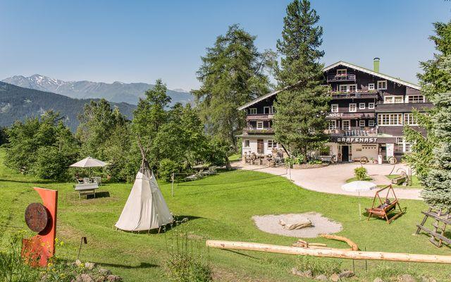 Biohotel Grafenast in den Tuxer Alpen