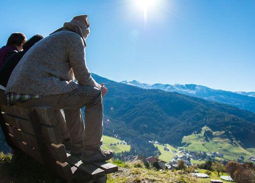 Sportliche Bergfreuden  - Biohotel Grafenast