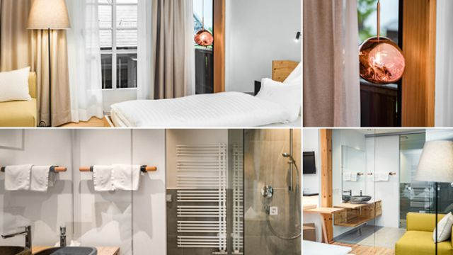 Doppelzimmer mit Balkon und Seeblick Nr. 4