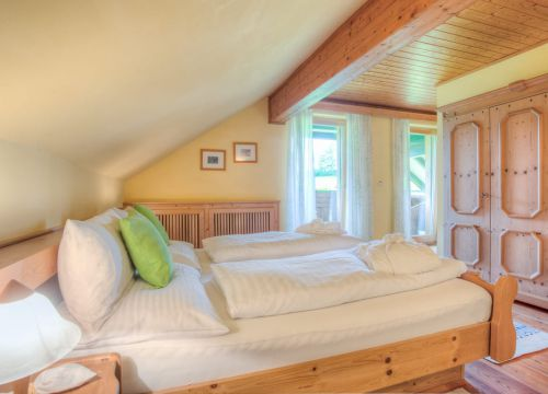 Bio-Wellbeing Suite with balcony (1/3) - BioVitalHotel Sommerau