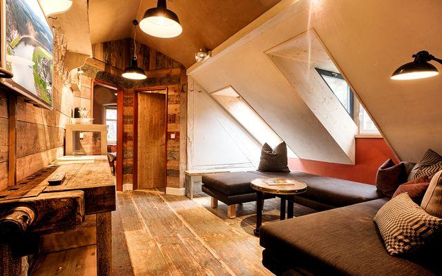 Hotel Zur Mühle: Mühlen-Suite Nr. 8